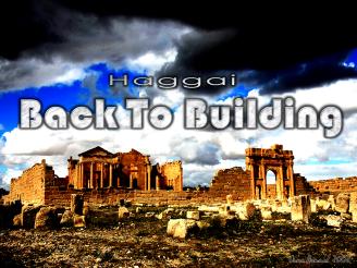 Haggai cover original