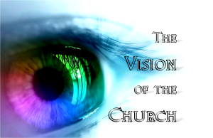 Vision of Church cover