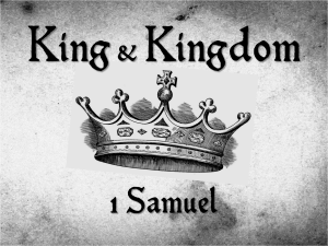 Kingdom Samuel